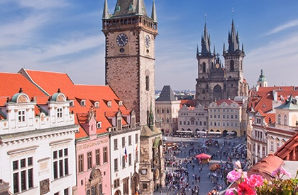Wellness hotely v Praze