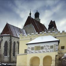 Prachatice - accommodation and hotels for holidays Prachatice