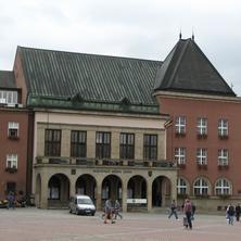 Zlín - accommodation and hotels for holidays Zlín