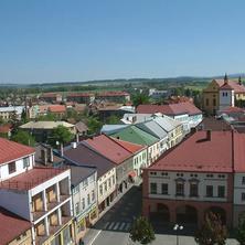 Dobruška - ubytování a hotely v Dobrušce