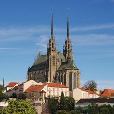 Bezbariérový přístup - Brno