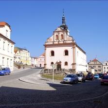 Horšovský Týn - ubytování a hotely v Horšovském Týně