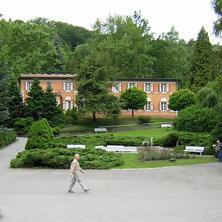 Teplice nad Bečvou - ubytování a hotely v Teplicích nad Bečvou