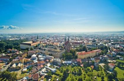 Wellness hotely v Kroměříži
