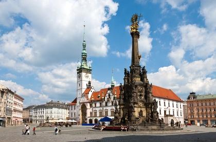 Wellness pobyty v Olomouci