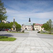 Wi-fi - Žďár nad Sázavou