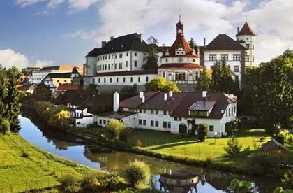 Wellness hotely v Jinřichově Hradci