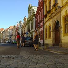 Hradec Králové - ubytování a hotely v Hradci Králové