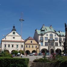 Dvůr Králové nad Labem - ubytování v luxusu